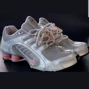 Nike Women's Sneakers Size 9 Shox Cushion
